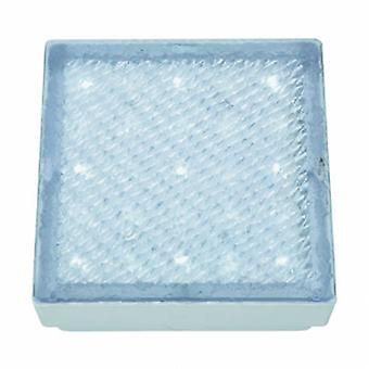 LED pequeña plaza al aire libre Walkover tierra luz blanca Ip68