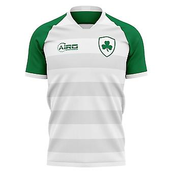 2019-2020 Panathinaikos Away koncept fodbold skjorte-små drenge