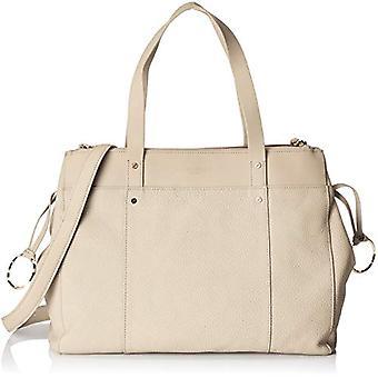 Liebeskind Berlin SHOPPERL PEBBLE Handbag Donna Beige (Beige (string grey 9110)) 12x30x40 cm (B x H x T)