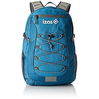Izas Sanford 21L - Unisex Backpack - Adult - Blue Denim/Grey - Unique