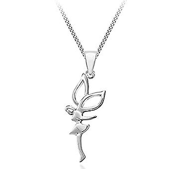 Tuscany Silver Necklace with Women's Pendant in Silver Sterling 925 - 46 cm 8.44.2664