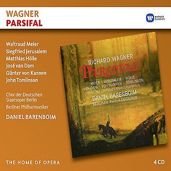 Wagner / Barenboim / Meier / Jesuralem - Parsifal [CD] USA import