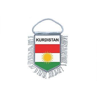 Flag Mini Flag Country Car Decoration Kurdistan Kurds