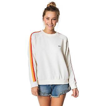 Rip Curl Summer Lovin Sweatshirt in Vanilla