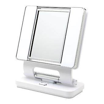 Ottlite Natural Daylight 5x et 1x miroir de maquillage léger à double face
