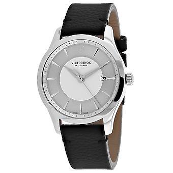 Victorynox Men's Alliance Silver Dial Watch - 241823