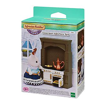 Sylvanian Families - Gourmet Kitchen Set Toy