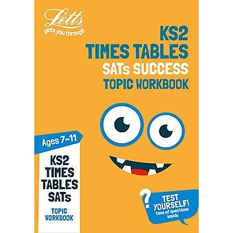 KS2 Maths Times Tables Age 711 Practice Workbook