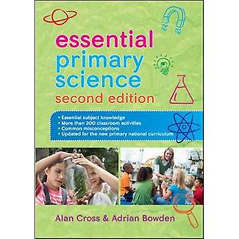 Essential Primary Science by Alan Cross