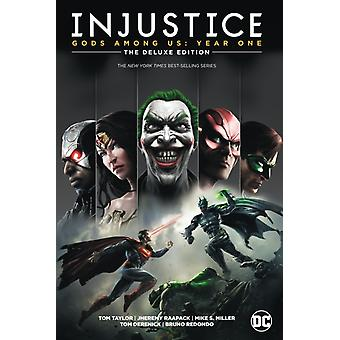 Injustice Gods Among Us Year One by Tom Taylor