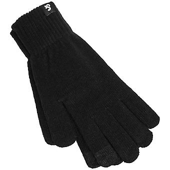 Jack & Jones Barry strikkede handsker sort