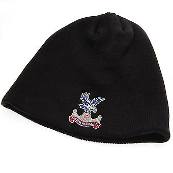Crystal Palace FC Adults Unisex 47 Knitted Hat