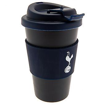 Tottenham Hotspur FC Silicone Grip Travel Mug