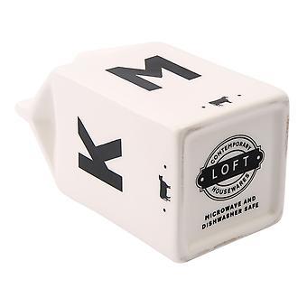 Loft Ceramic Milk Jug