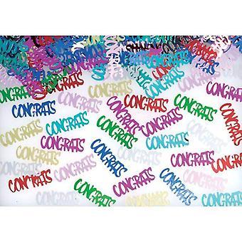 Confetti Congratulations Multi Colour