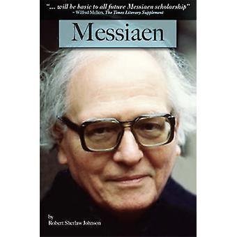 Messiaen by Johnson & Robert Sherlaw