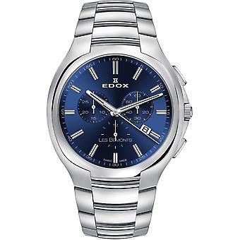 Edox 10239 3 BUIN Les Bémonts Reloj hombres