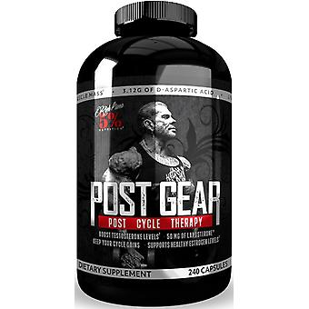5% Nutrition Post Gear Cycle Therapy 240 Capsules
