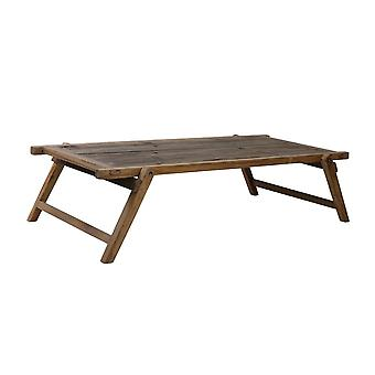 Light & Living Coffee Table 180x85x40cm Military Wood Brown