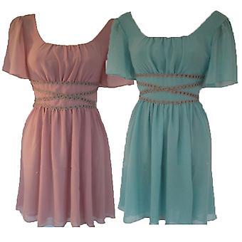 Darling Women's Grecian Style Ethel Dress