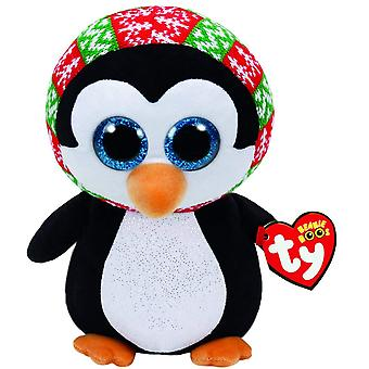 Ty Beanie boo' S ty37148 Penelope the Penguin Soft Toy