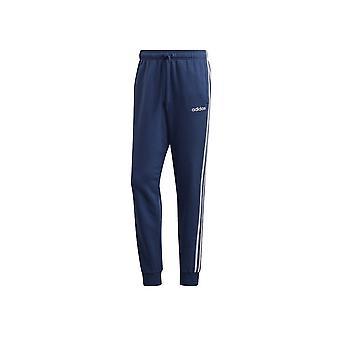 Adidas Essentials 3 Paski Zwężane spodnie FM6276 uniwersalne spodnie męskie przez cały rok