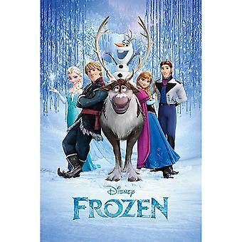 Frozen, Maxi Poster - Personagens