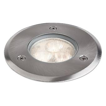Firstlight Compress Modern Stainless Steel Kitchen LED Walkover Light
