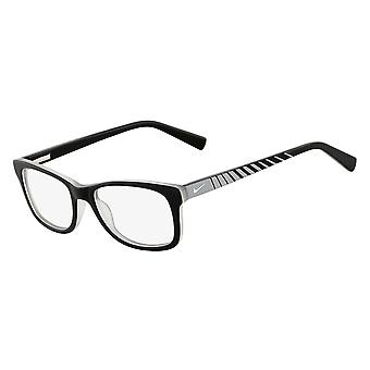 Nike Kids 5509 018 Satin Black-Grey Glasses