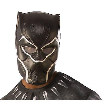 Black Panther Adult Mask