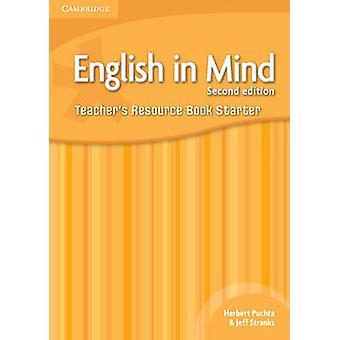 Englanti mielen Starter tasolla opettaja Resource kirja (2nd muokattu ed