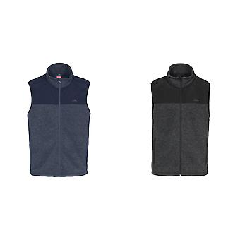 Trespass Mens Leafminer Fleece Gilet