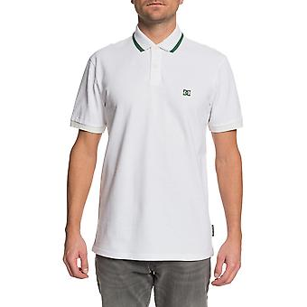 DC Stoneybrook Polo Shirt in weiß