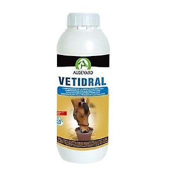 Audevard Vetidral Solution 1 l (Horses , Food , Food complements)