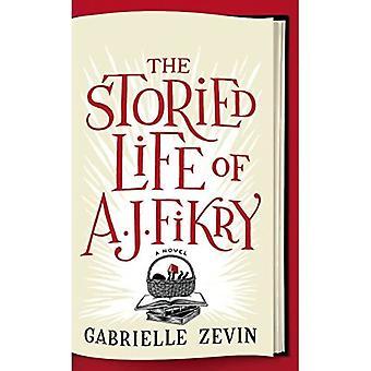 The Storied Life of A. J. Fikry (Thorndike Press Large Print Basic)