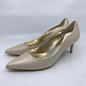 Högl 5-106773 Women's Pumps White High Heels Stilettos Heel Shoes