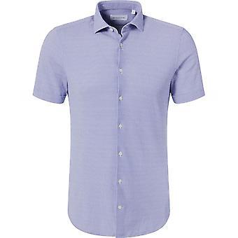 Baldessarini Micro Pattern Short Sleeve Keith M Shirt