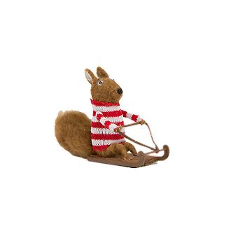 Felt Christmas Squirrel Home Decorations | Gifts From Handpicked