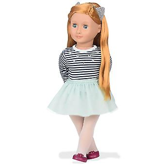 Our Generation 18-inch Arlee Doll