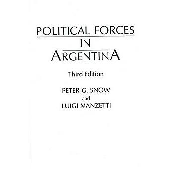 Political Forces in Argentina Third Edition by Snow & Peter G.