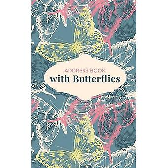 Address Book with Butterflies by Us & Journals R