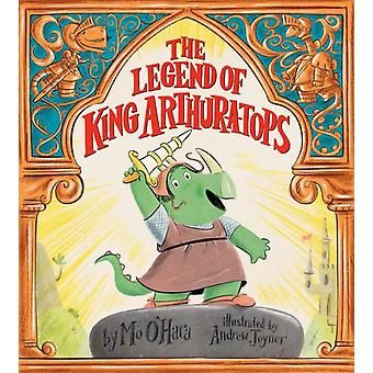Legend of King Arthuratops by Mo OHara