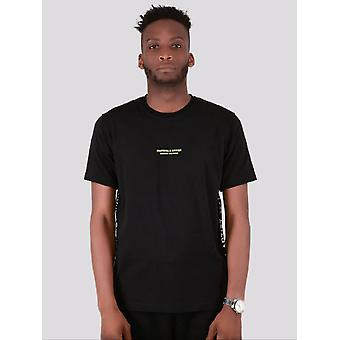Marshall Artist Taped T-Shirt - Black