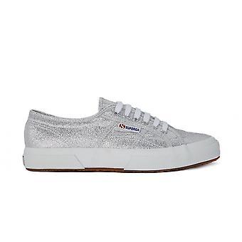 Superga Lame W Silver 2750LAMESILVER universal all year women shoes