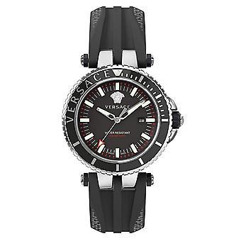 Ceas Versace pentru bărbați Ceas de mână V-Race VEAK00118 Silicon