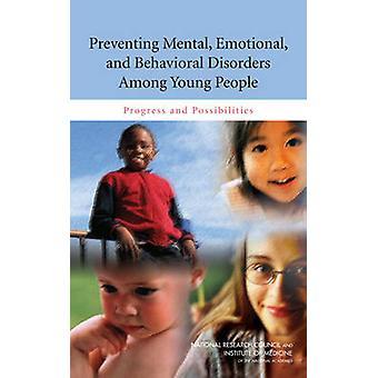 Forebyggelse Mental - Følelsesmæssige - og adfærdsmæssige forstyrrelser blandt unge