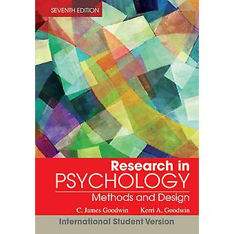 Research in Psychology - Methods and Design (7. Internationaler Student