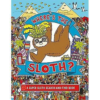 Var är Sloth? - En Super Sloth Search-and-Find Bok av Andy Rowlan