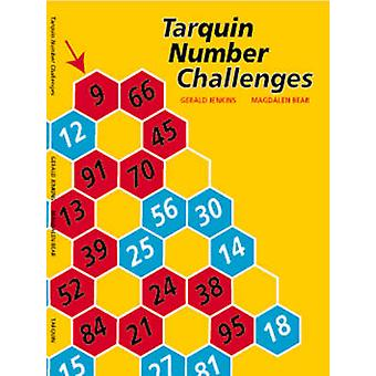 Tarquin Number Challenges by Gerald Jenkins - Magoalen Bear - 9781899