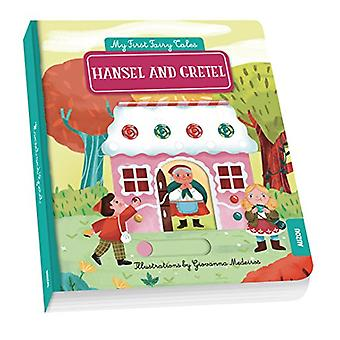 My First Pull the Tab Fairy Tales - Hansel and Gretel by Auzou Publis